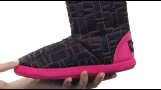 M&f Western Quilted Cross Bootie Slippers Sku:#8259827