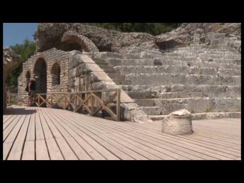 Edicioni Veror, Nje guide ne qytetin antik te Butrintit