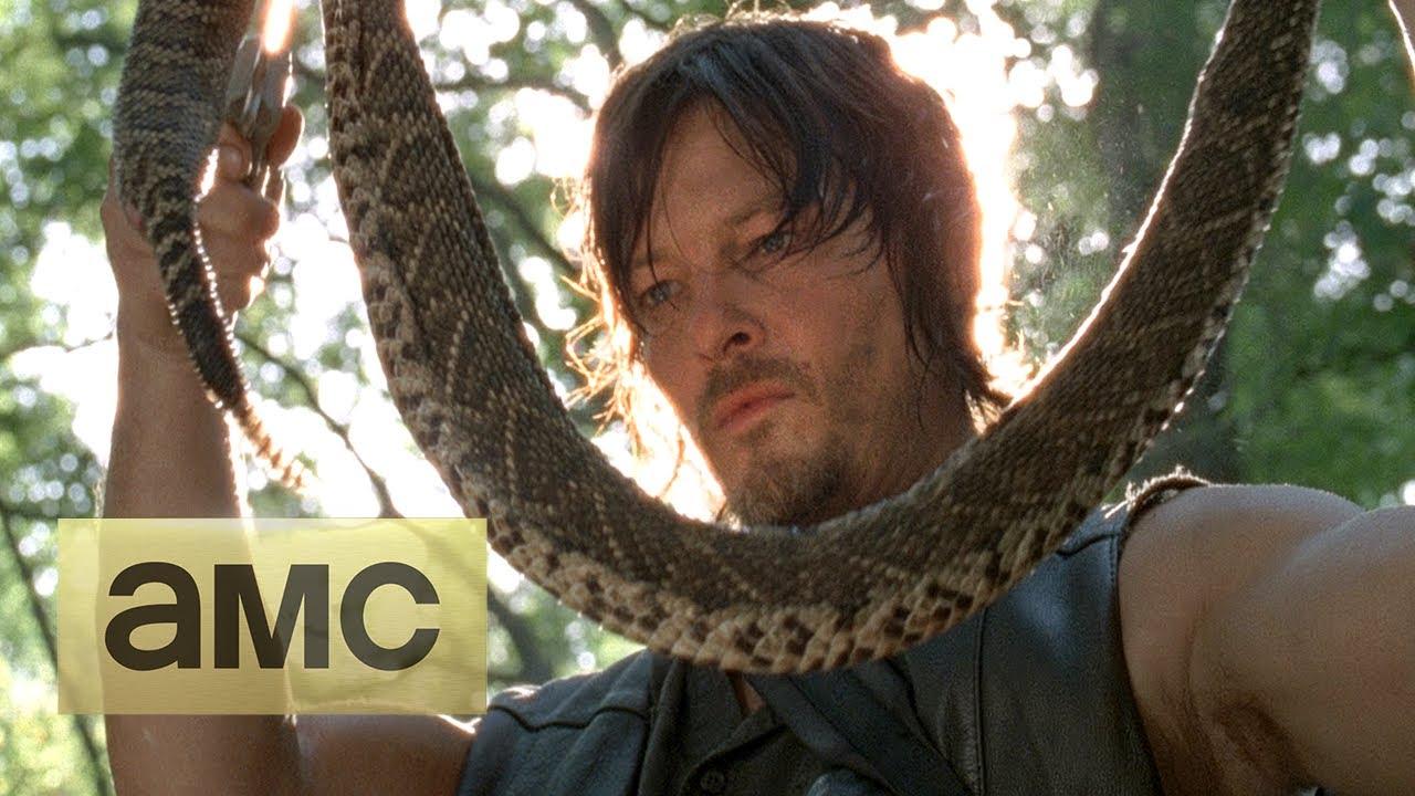 The Walking Dead Season 4 Returns - YouTube