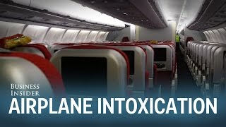 How intoxicated you can get on an airplane
