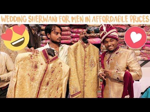 Designer Kurta   Sherwani   Wedding Sherwani For Men In Affordable Prices Chandni Chowk  Men's Style