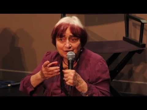 Agnès Varda Q&A | Black Panthers and Other Short Works