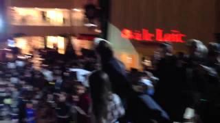 2012年 12月15日土曜日 阪急うめだ9階にて、 FASHON'S NIGHT ONT DEC.15...