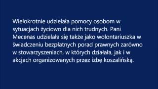 Laureat Kryształowego Serca Radcy Prawnego z OIRP w Koszalinie