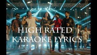 Nawabzaade: High Rated Karaoke With Lyrics Gabru Varun Dhawan   Shraddha Kapoor   Guru Randhawa