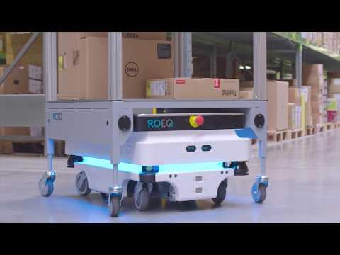 Google Cloud Robotics Platform coming to developers in 2019