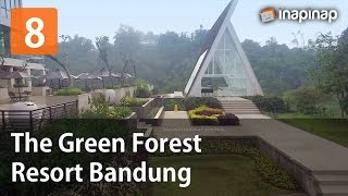 Review The Green Forest Resort Bandung