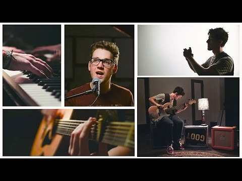 Stitches - Shawn Mendes - Alex Goot & KHS Cover