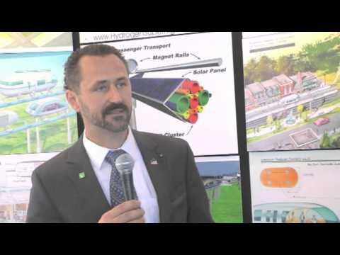 Detroit's own Interstate Traveler Hydrogen Super Highway on The Johnnie Kennedy Show 2012