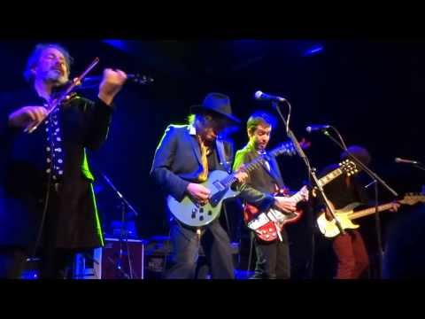 "The Waterboys""Be My Enemy"" @ Bowery Ballroom NYC Oct.25 2013"