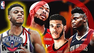 BUDDY HIELD NEW ORLEANS PELICANS REBUILD | NBA 2K20