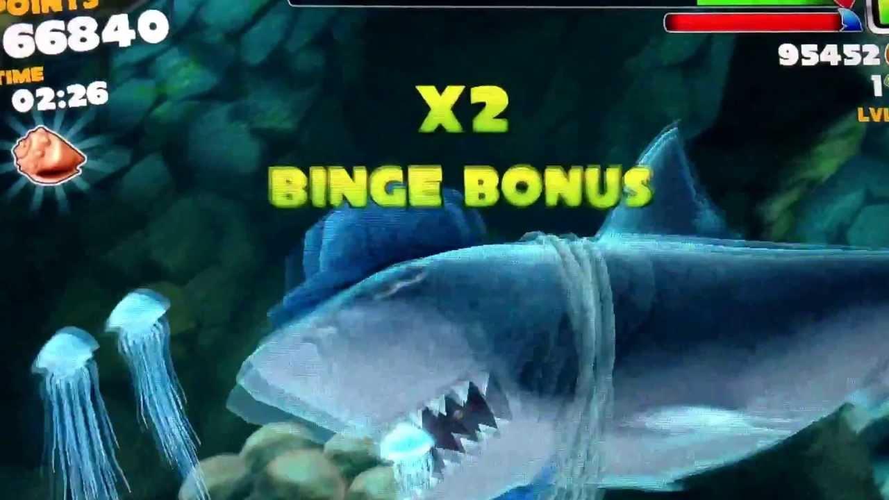 Hungry shark evolution megalodon vs giant crab - photo#5