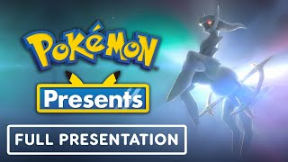 Pokemon Presents  - Official Full Presentation