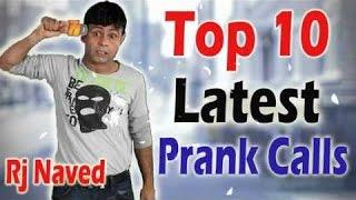 Top 10 - Rj Naved || Mirchi Murga Prank Calls By Radio Mirchi Fun Comedy