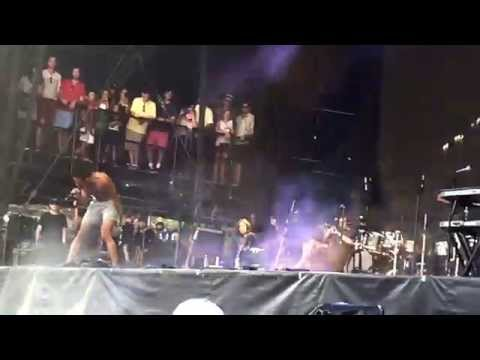 Childish Gambino - II. Worldstar Live @ ACL 2014