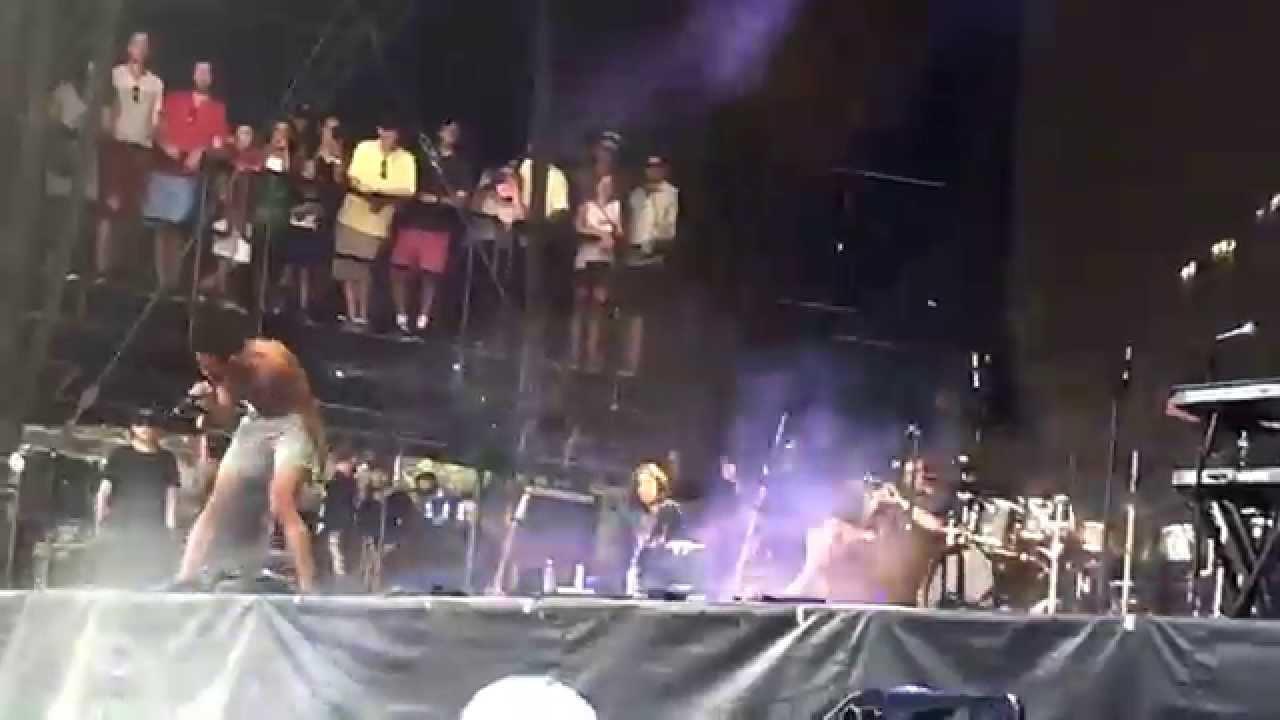 Childish Gambino - II. Worldstar Live @ ACL 2014
