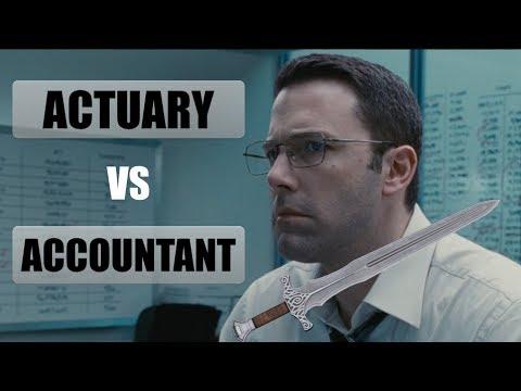 Actuary Vs Accountant
