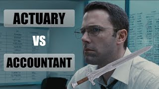 Actuary Vs Accountant