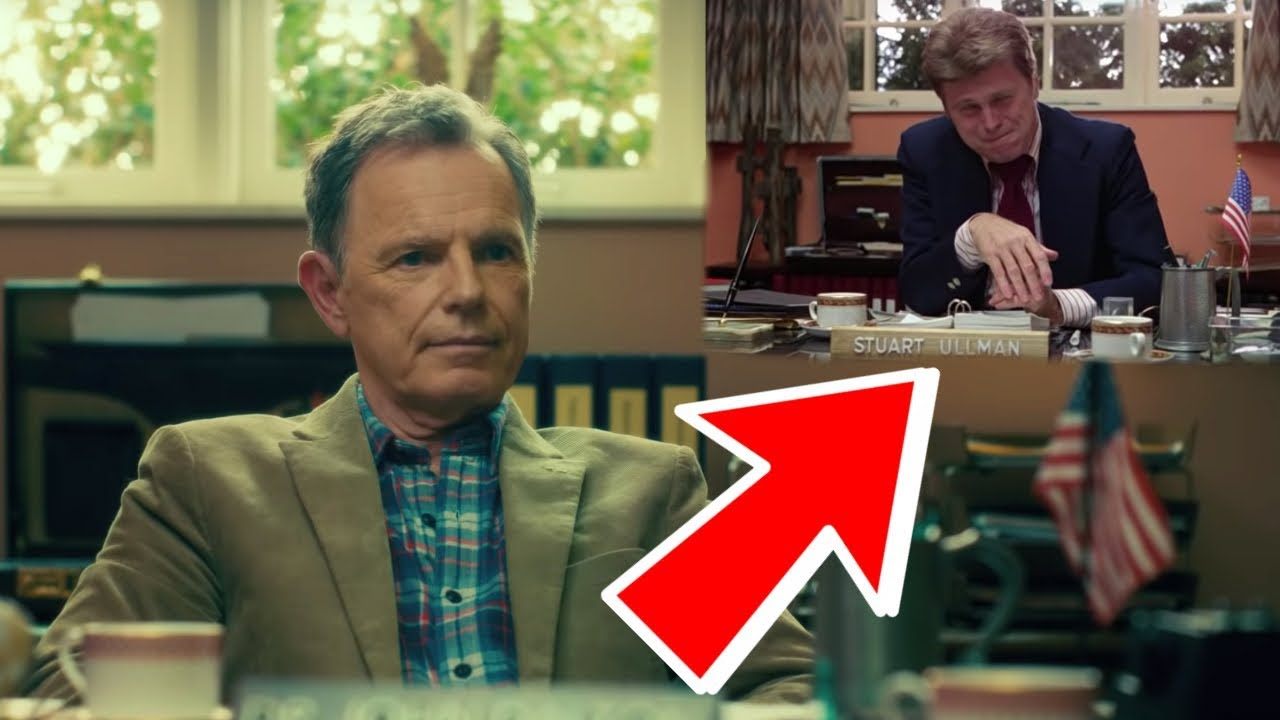 Ullman's Office In Doctor Sleep Dr. John Has The Same Office How & Why? -  YouTube