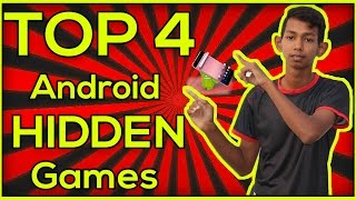 Top 4 HIDDEN Android Games 2017 | Bangla Tutorial