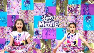 Скачать MLP BIRTHDAY MORNING PRESENTS OPENING My Little Pony New Movie Birthday Surprise Toys Opening