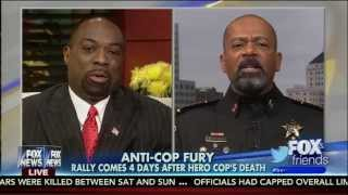 Fox Cop: Black Lives Matter Protesters Are