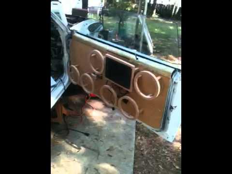 Fiberglass door panels youtube for How is fiberglass made
