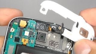 Galaxy S3 Disassembly & Assembly - Sim Tray - Loud Speaker - Buzzer - Earpiece Repair