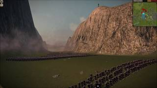 A custom large scale battle between the elite Imperial army forces ...
