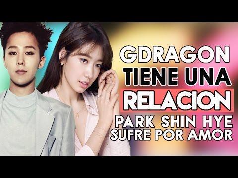 G Dragon en una Relación? // Park Shin Hye Sufre por Amor// NOTICIAS // Shiro No Yume