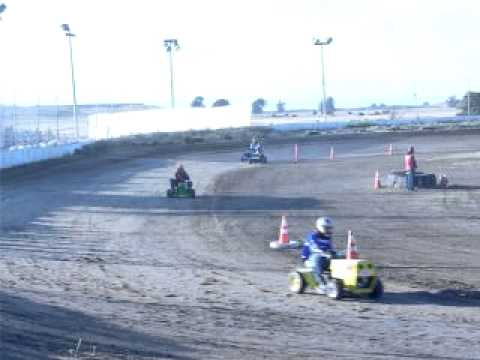lawn mowers stock class C.O.R.A Speedway