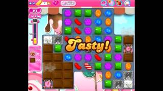 Candy Crush Saga level 1614 NO BOOSTERS