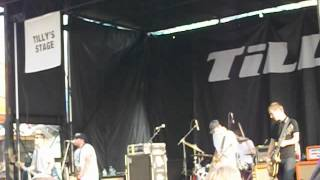 Septemberism-Man Overboard [Warped Tour 2012 Toronto]