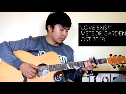 Wei Qiqi - Love Exist   Meteor Garden OST 2018   魏奇奇 - 愛,存在   流星花園