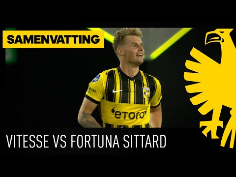 Vitesse Sittard Goals And Highlights