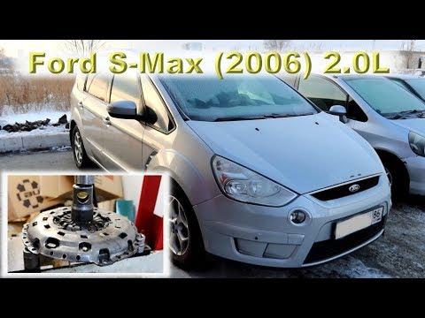 Ford S-MAX 2006 - Капиталим DURATEC 2.0!