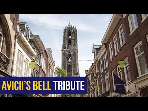 WATCH: Dutch church bells ring out three Avicii songs in the DJ's honour