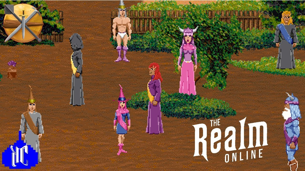 online realm online games
