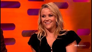 Pretty Sure Donald Trump Stole Reese Witherspoon's Legally Blonde Speech - The Graham Norton Show