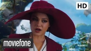 """James Franco & Mila Kunis """"Oz: The Great and Powerful"""" Trailer 