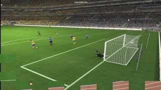 Best goals PES 2014 Compilation by mateuszcwks vol 3 with commentary HD