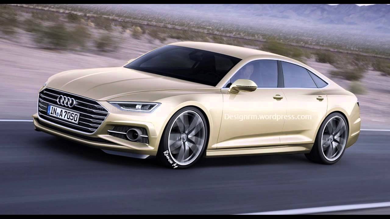 2017 Audi A7 Redesign Release Date Youtube