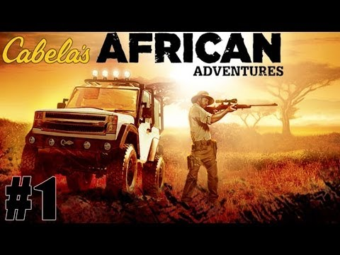 Cabela's African Adventures - Walkthrough - Part 1 - Buffalo (X360) [HD]