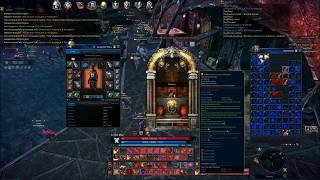 [Tera online] crafting Foresight & Hindsight Warrior Visionmaker weapon