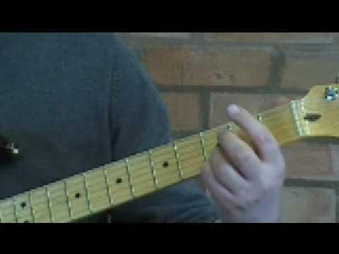 Ziggy Stardust Guitar Lesson by Dan Bohane - YouTube