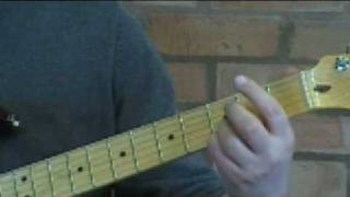 Ziggy Stardust Guitar Lesson by Dan Bohane