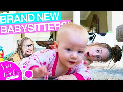FIRST TIME BABYSITTING?!