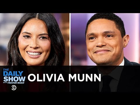 """Olivia Munn - Tackling Another Superhuman Role in """"The Rook"""" 