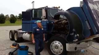 1970 Kenworth first start May 17 2014