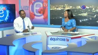 THE 6PM NEWS (Guest: Abdulkarim ALI) FRIDAY OCTOBER 26th 2018  EQUINOXE TV
